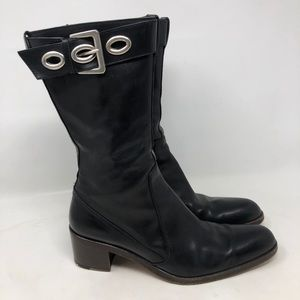 Yves Saint Laurent boots